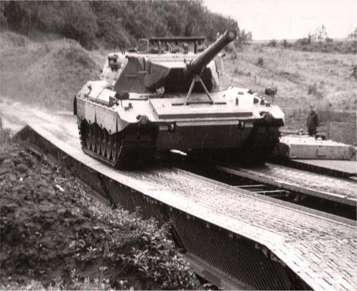 Leo2 Erprogunsserie 1978