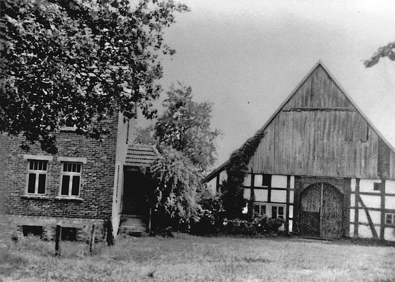 Haustenbeck nr 6 1938