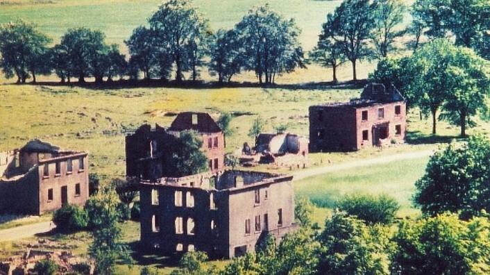 Haustenbeck village ruins