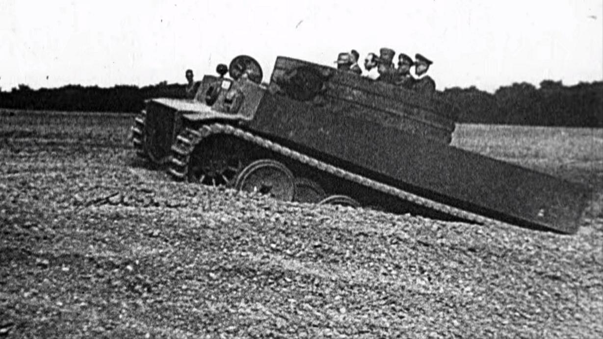 Tiger tank Sommerberg Age of Tanks