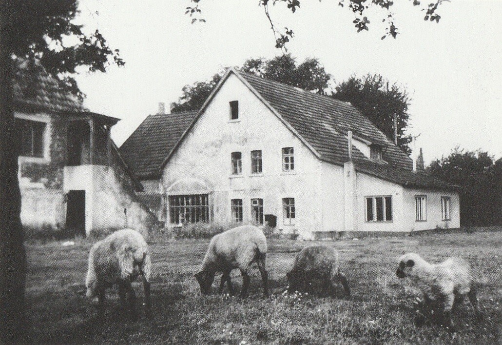 Haustenbeck September 1956