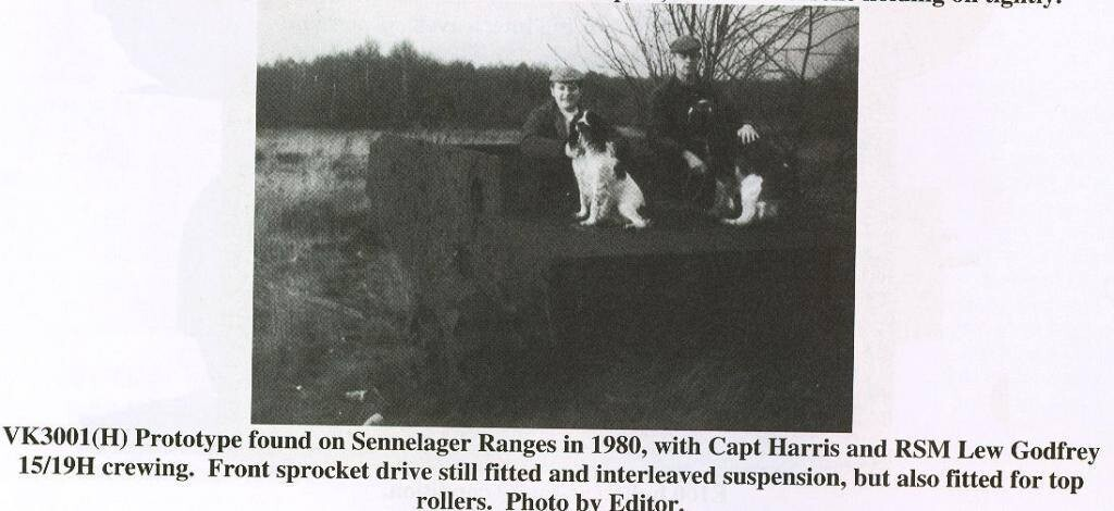 VK 30.01 H hard target 1980