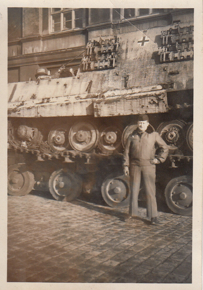 JAGDTIGER TIGER Tank Destroyer in BREMEN Germany