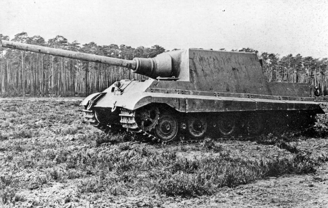 Jagdtiger 305002 Henschel