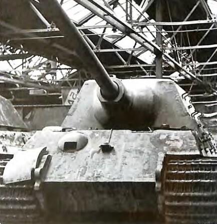 Jagdtiger Bovington 1950s
