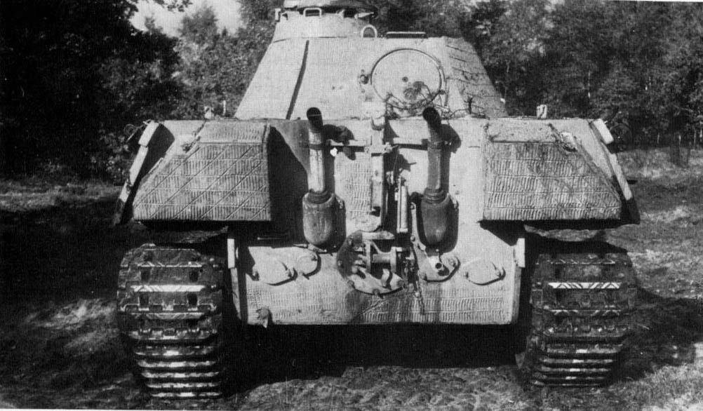 Panther 121303 rear