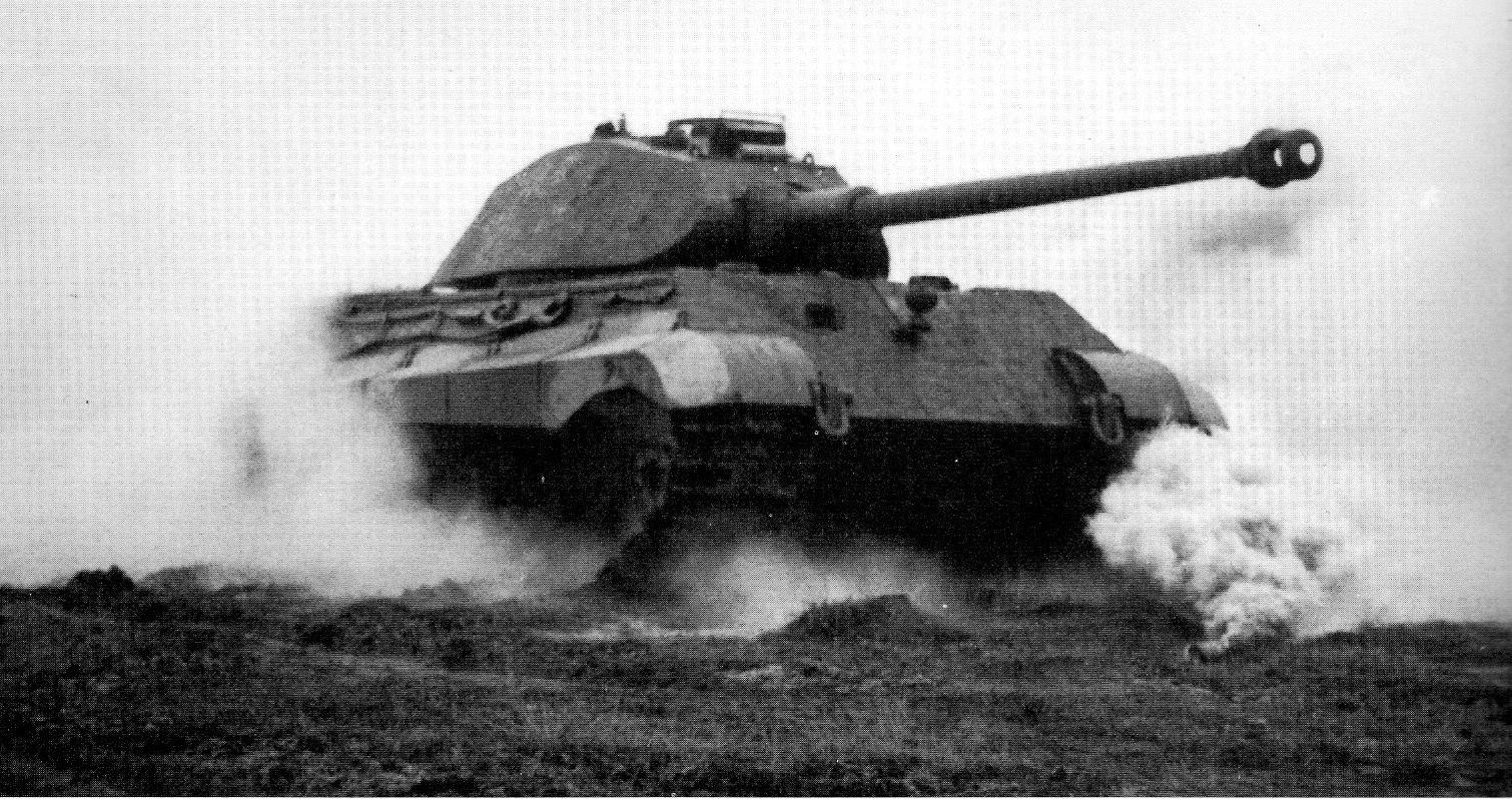 smoke Tiger 280009 280012 1