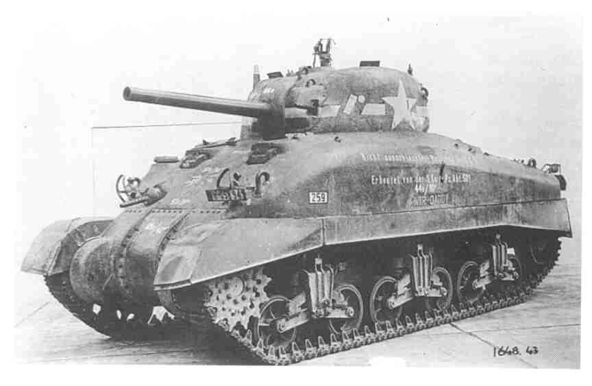 War Daddy II Kummersdorf