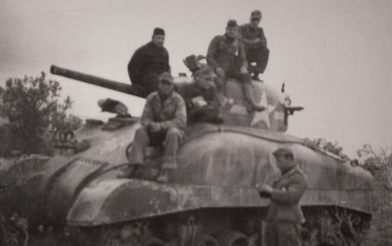 War Daddy II captured Sbeitla 1943 02 22
